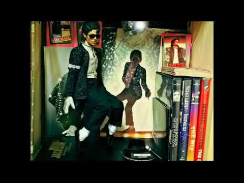 HOT TOYS - 1/6 Michael Jackson (Custom Billie Jean)