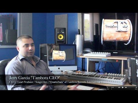 How to get an investor as a Singer / Artist - Jerry Garcia of Tambora Records International
