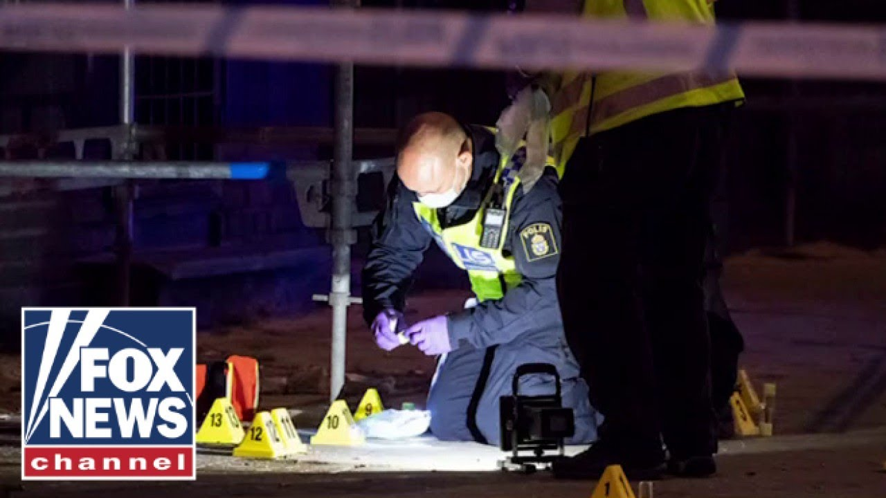 Sweden's violent crime surge could be linked to 'extreme' immigration policies