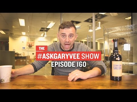 #AskGaryVee Episode 160 - The Sommeliers...