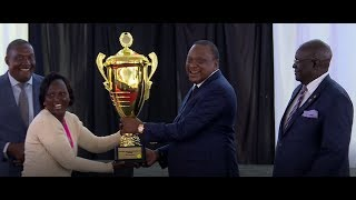 Kenya Music Festival, August, 2019 at Kabarak University- Highlights