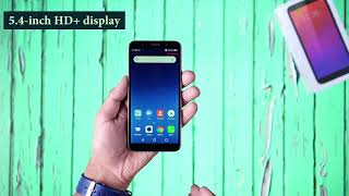 Lenovo A5 Unboxing & First Look | Hands on | [Hindi हिन्दी]
