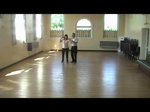 BLUE ROSE ( Western Partner Dance )