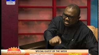 Bringing Sanity To Anambra Was One of My Greatest Achievement - Peter Obi PT3