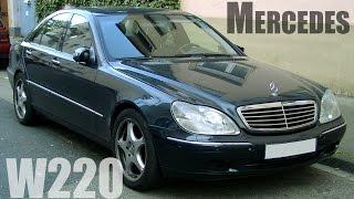 Ремонт пневмопідвіски Mercedes W220 - рішення для передніх стійок