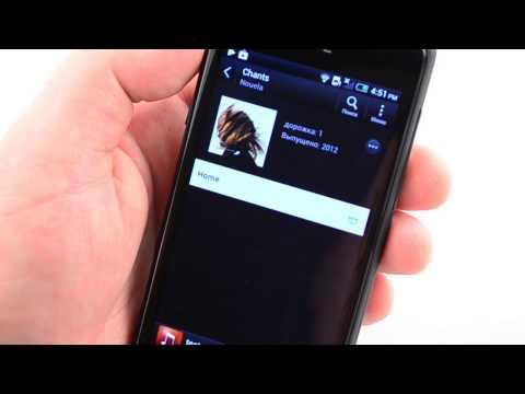 Обзор HTC J