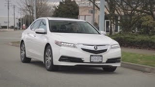2015 Acura TLX Review - 143Car