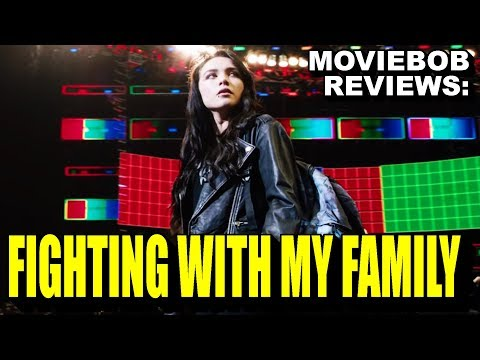 MovieBob Reviews: Fighting With My Family