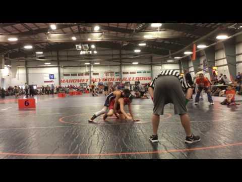 Tristan DePhillips 9 years old wrestler Mahomet, IL