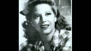 Dinah Shore - Golden Earrings 1947