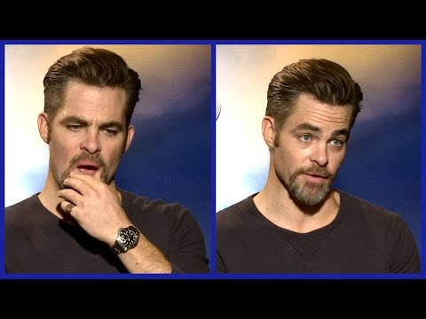 Chris Pine & Zachary Quinto talk pain, beauty standards and how destructive social media can be