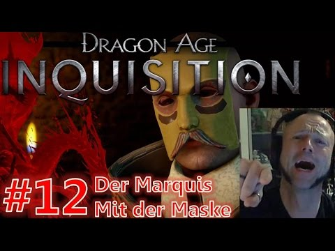 Der Marquis mit der Maske ★ DRAGON AGE INQUISITION #12 ★ Let's play Dragon Age Inquisition - 동영상
