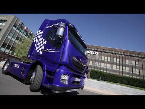 Обзор Iveco Stralis с кабиной Hi-Way