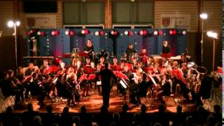 Mont Blanc, Otto M. Schwarz - Orchestre d'Harmonie de Brunstatt