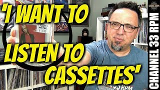 'Certain albums just sound better on cassette' ?? PLUS Friday Night Mail and MORE
