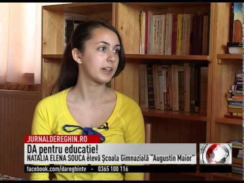 DA pentru educaţie! (2014 05 27)