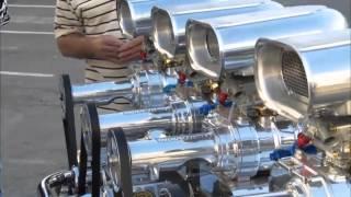 LOCOS POR LOS AUTOS - Dos motores, cuatro compresores