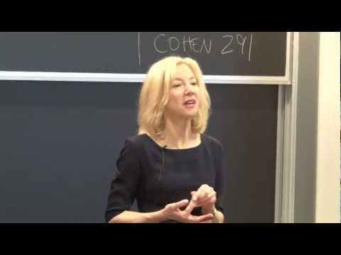 Integrated Studies - Lecture by Dr. Amy Gutmann