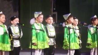 """Вокальный ансамбль """"Елмай"""" с.Пестрецы 10.03.16г."""
