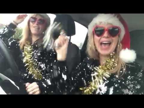 Mel & Kim's Carpool Karaoke - Fairytale of New York