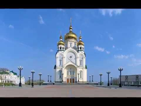 Khabarovsk, Krai, Russia, attractive parks, beaches, classic