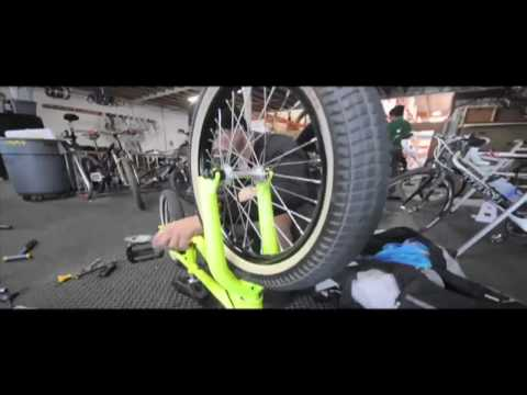 Haro Bikes - Pro Team Session