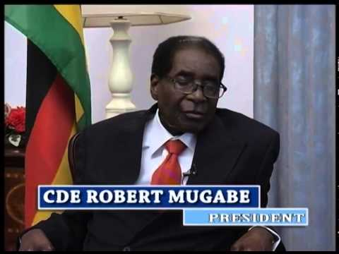President Mugabe @ 91 interview