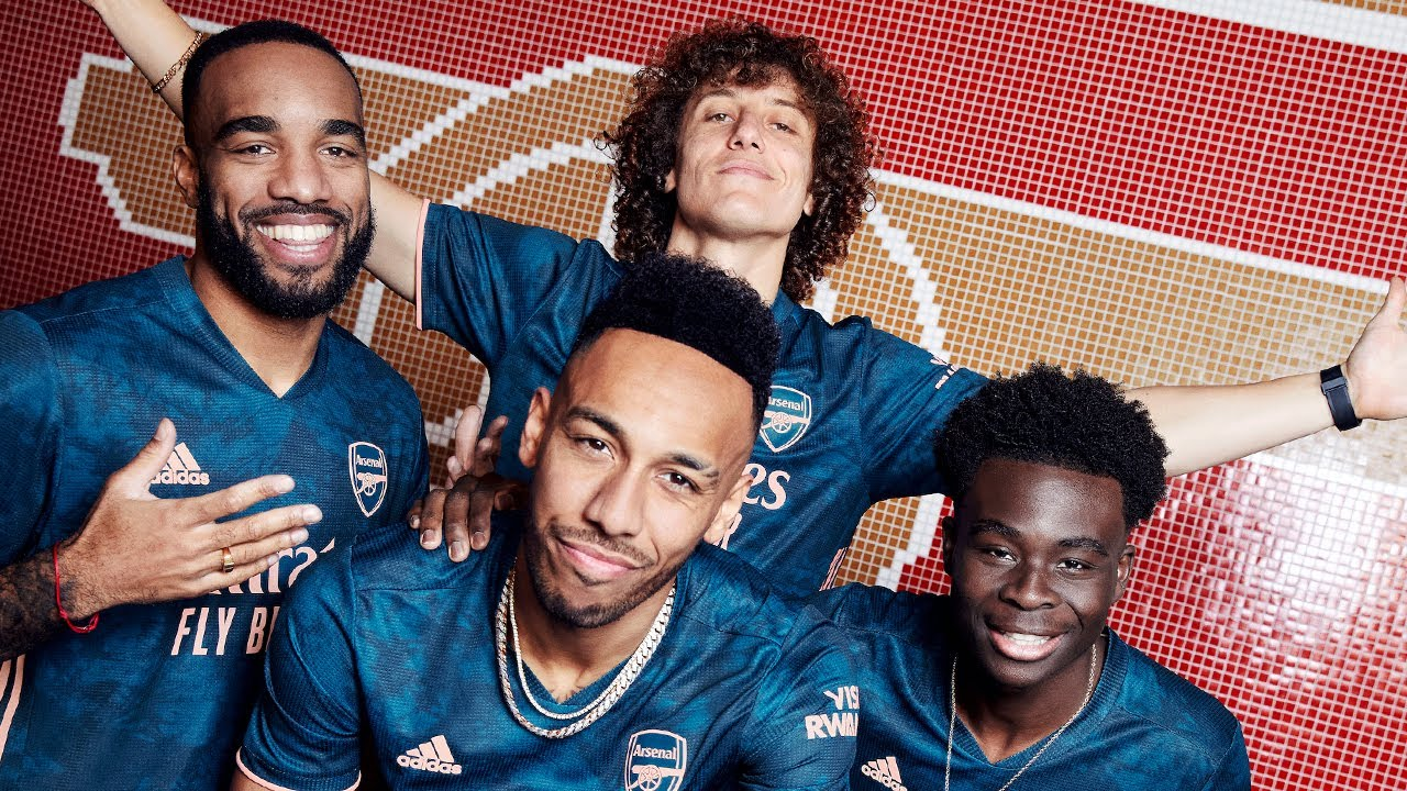 New 2020 21 Adidas X Arsenal Third Jersey Available Now This Is Arsenal Youtube