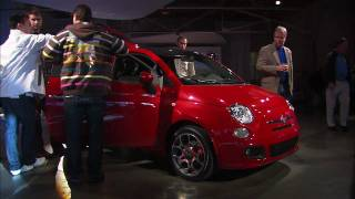 2012 Fiat 500 Lounge Video Review