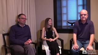 Elliston trio discusses tower and beethoven
