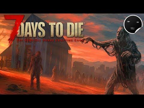 7 Days to Die - Стрим #9 | 7 Дней Чтобы Умереть - Ищем дом