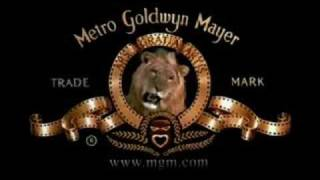 MGM Logo Normal, Fast, Slow, and Reverse