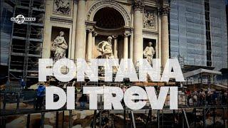 La fuente de Trevi a medias   Italia #6