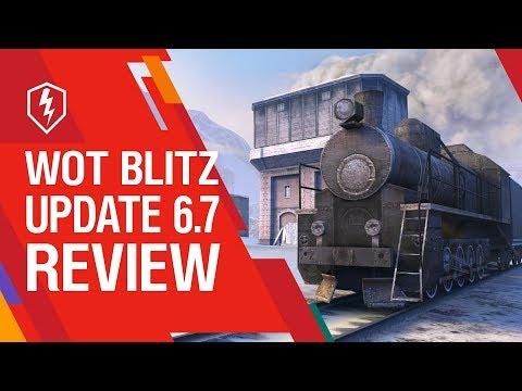 WoT Blitz. Update 6.7 Review