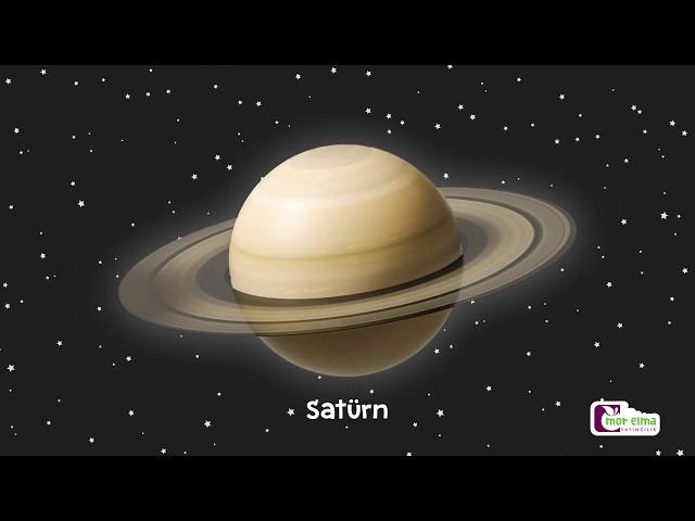 Gezegenler - Okul Öncesi Eğitim