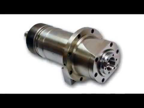 Bridgeport Spindle Repair - High Speed Technologies