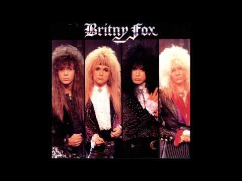 Britny Fox - Girlschool (HQ)