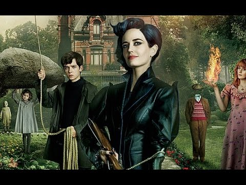 Miss Peregrine's Home for Peculiar Children - Paperback Book - Video