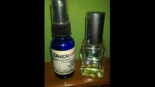 Pheromone Cologne Review (Nexus vs PherLuv)