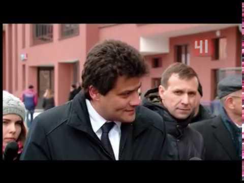 Выдали ключи обманутым дольщикам / Новости