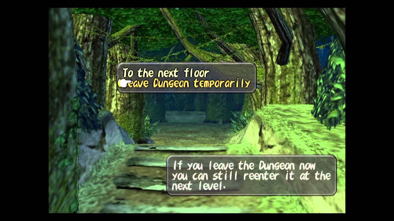 Dark Cloud forest dungeon music - YouTube