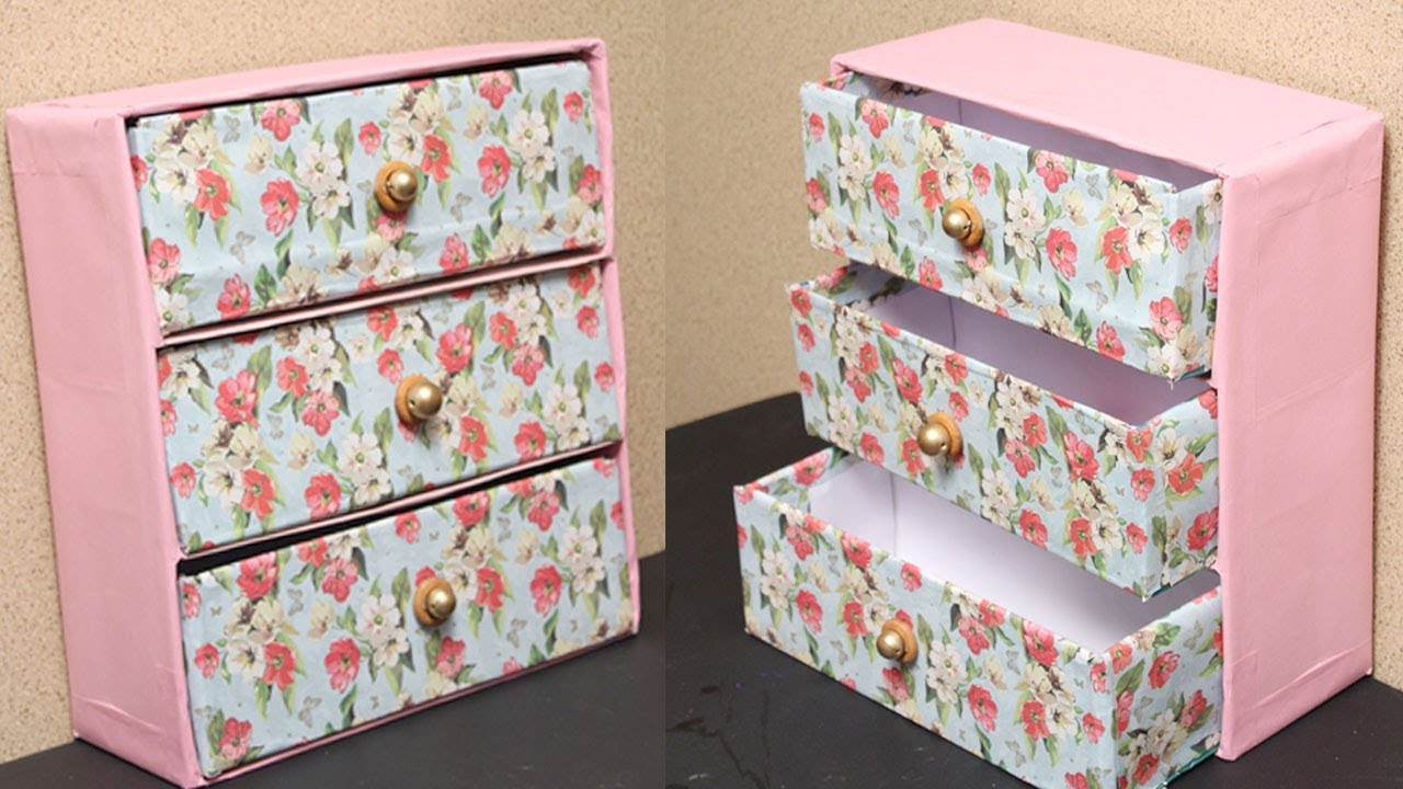 30 Shoe Box Craft Ideas: Organizer From Recycled Shoe Boxes