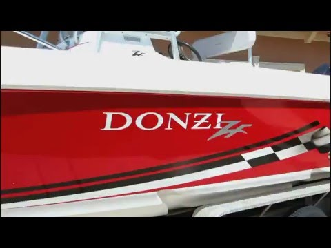 Donzi 30ZF (1999) FOR SALE - YouTube