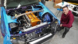 R34 GTR Build - Final Stage!