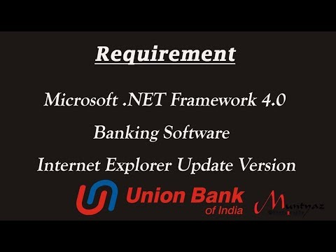 HOW TO INSTAL UNION BANK OF INDIA KIOSK BANKING SOFTWARE | VAKRANGEE LTD