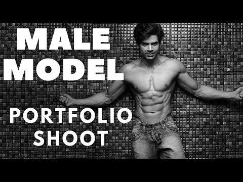 Male Model Photoshoot | Modeling Poses | Portfolio Shoot Fashion Photographer Praveen Bhat