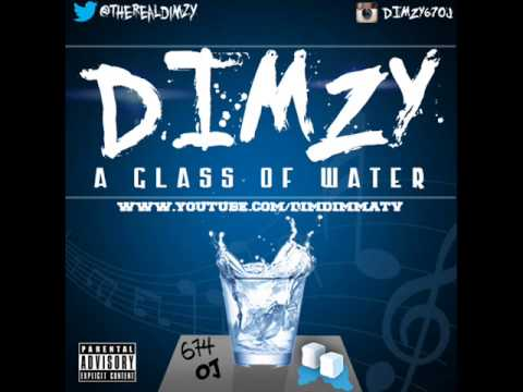 dimzya glass of water