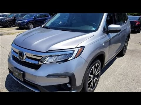 Hall Honda Virginia Beach >> New 2019 Honda Pilot Virginia Beach VA Norfolk, VA ...