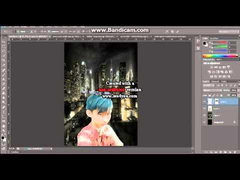 Tutorial membuat poster Film Part 2 By  LimWhanChonq