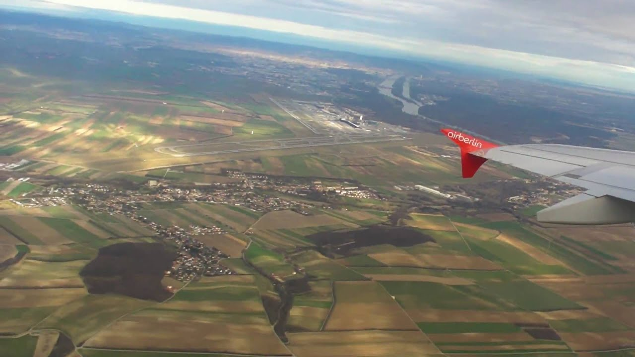 Abflug Wien Schwechat A 321 Youtube